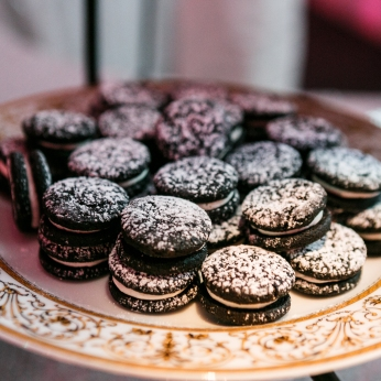 homemade oreo's